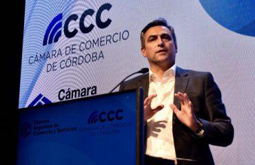 """Mestre: """"Córdoba es cara. Si la provincia cumple la ley de coparticipación baja el costo Córdoba y nos volveremos competitivos"""""""