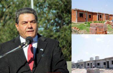 Villa Santa Rosa: Sortean 27 nuevas viviendas